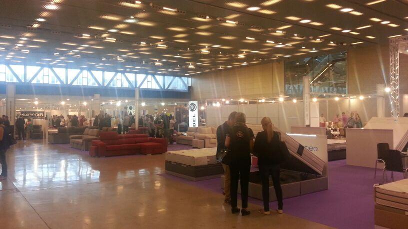 Exposición de Ekki en la feria Showroom