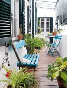 Decorar una terraza con estilo