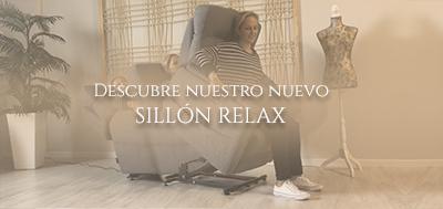 Nuevo sillón relax