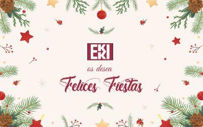 Ekki os desea unas felices fiestas