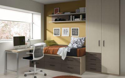 Consejos para crear un dormitorio juvenil