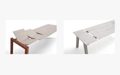¿Mesas con extensibles de libro o italianos?
